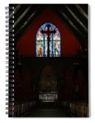 Our Lady Of The Atonement Spiral Notebook