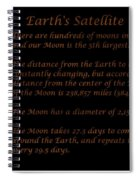 Our Moon Spiral Notebook
