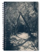 Our Paths Will Cross Again Spiral Notebook