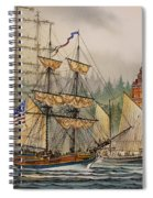 Our Seafaring Heritage Spiral Notebook