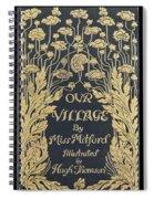 Our Village Spiral Notebook