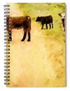 Our Way Or The Highway P Spiral Notebook