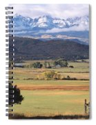 Ouray County Spiral Notebook
