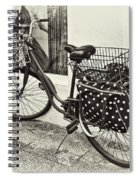 Out For A Ride Spiral Notebook