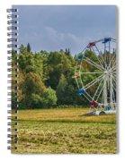 Out In Orangeville Spiral Notebook