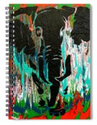 Out Of Africa Spiral Notebook