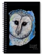 Out Of The Dark Spiral Notebook