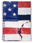 Out Of The Rubble  September 11 2001 Spiral Notebook