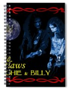Out Of This World Music Spiral Notebook