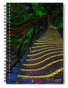 Out There Spiral Notebook
