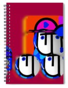 Outback Convoy Spiral Notebook
