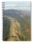 Outback Mountains Spiral Notebook