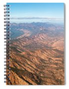 Outback Ranges Spiral Notebook