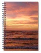 Outer Banks Sunset - Buxton - Hatteras Island Spiral Notebook