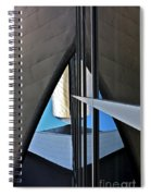 Outer Space 2 Spiral Notebook