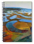Outflow Spiral Notebook
