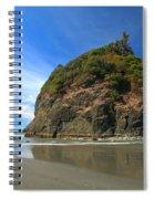 Outgoing Trinidad Tide Spiral Notebook
