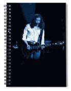 Outlaws #12 Art Blue 2 Spiral Notebook