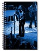 Outlaws #17 Blue Spiral Notebook