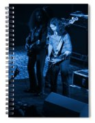 Outlaws #18 Blue Spiral Notebook