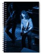 Outlaws #19 Blue Spiral Notebook