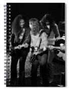 Outlaws #26 Crop 2 Spiral Notebook