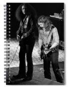Outlaws #31 Crop 2 Spiral Notebook