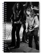 Outlaws #32 Crop 2 Spiral Notebook