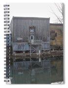 Outlet Storage Spiral Notebook