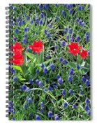 Outnumbered And Surrounded Spiral Notebook