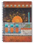 Outpost 1 Spiral Notebook