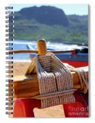 Outrigger Rigging Spiral Notebook
