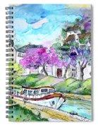 Ouzouer Sur Trezee In France 01 Spiral Notebook