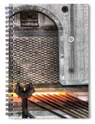 Oven Spiral Notebook