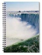 Over Falls Spiral Notebook