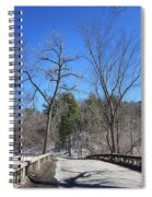 Over The Bridge Spiral Notebook