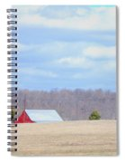 Over The Rise - Kentucky Spiral Notebook