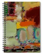 Over There Spiral Notebook