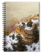 Over Time Spiral Notebook