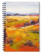 Overberg Autumn Spiral Notebook