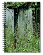 Overgrown Spiral Notebook