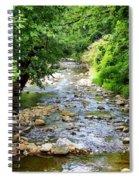 Owens Creek Spiral Notebook