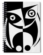 Own Abstract  Spiral Notebook