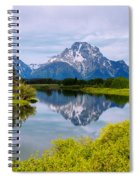 Oxbow Summer Spiral Notebook