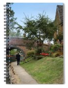 Oxford Canal Spiral Notebook