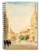 Oxford High Street Spiral Notebook