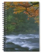 Oxtongue River Provincial Park, Dwight Spiral Notebook