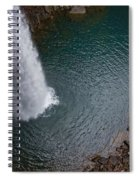 Ozone Falls Spiral Notebook