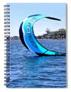 Ozone Landing 2 Spiral Notebook