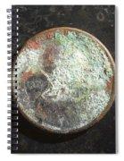 P 1980 A H Spiral Notebook